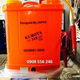 Bình xịt thuốc bằng điện Kubota 318